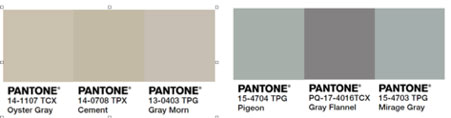 Canningvale Pantone Colour