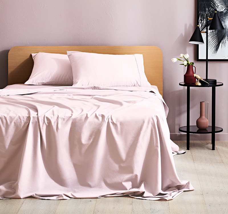 Sienna Sateen 100% Cotton Sheet Set