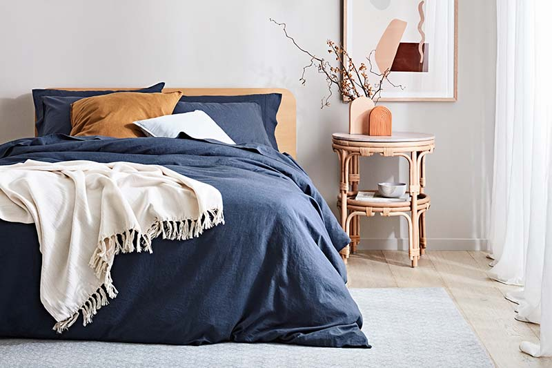 Sogno Linen Cotton Bed Linen Collection